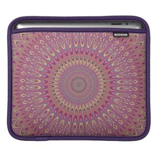 Housse Pour iPad Mandala hippie de grille