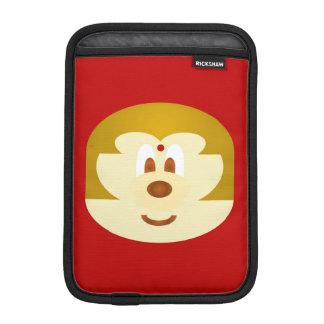 Housse Pour iPad Mini Douille de Rickshaw d'Ipad de 鲍鲍 de cheveux de Bob