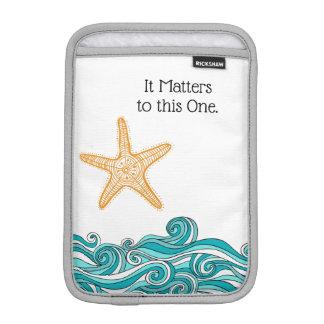 Housse Pour iPad Mini Il importe à cette une étoile de mer