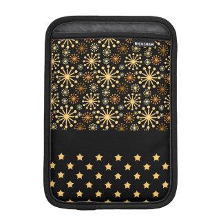 Housse Pour iPad Mini Jolis flocons de neige et étoiles