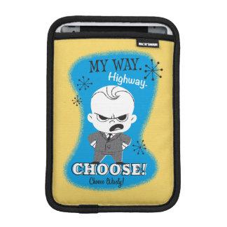 Housse Pour iPad Mini Le bébé de patron | ma manière. Route