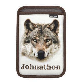 Housse Pour iPad Mini Tête de loup pour les hommes et des garçons d'ado