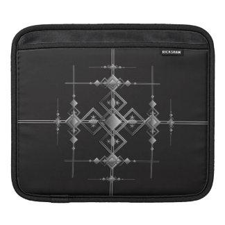 Housse Pour iPad Modèle métallique gothique