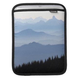 Housse Pour iPad Montagnes de cascade du parc national de mont