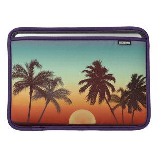 Housse Pour Macbook Air Coucher du soleil de la Floride