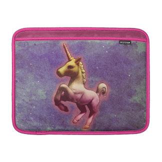Housse Pour Macbook Air Douille d'air de Macbook de licorne (brume