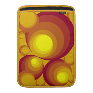 Housse Pour Macbook Air Douille d'air verticale de Macbook de rétros