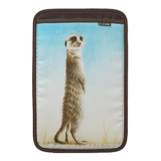 Housse Pour Macbook Air Meerkat