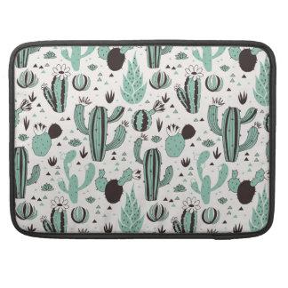 Housse Pour Macbook Cactus