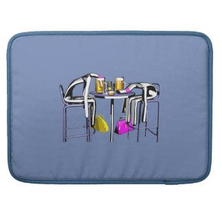 Housse Pour Macbook Computer cover Coups de bar 4 girl