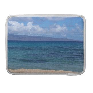 Housse Pour Macbook Douille de Macbook de plage de Maui