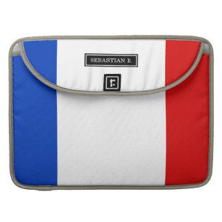 Housse Pour Macbook Drapeau de la France