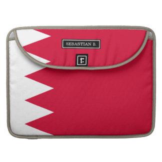 Housse Pour Macbook Drapeau du Bahrain