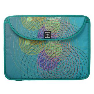 Housse Pour Macbook Effet d'ondulation