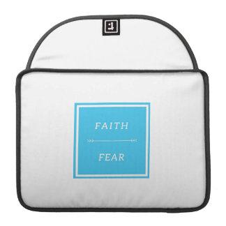 """Housse Pour Macbook Foi au-dessus de la crainte MacBook Pro 13"""""""