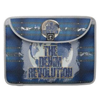 Housse Pour Macbook La révolution de denim