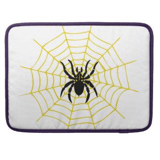 """Housse Pour Macbook Macbook pro 15"""" toile d'araignée d'araignée"""
