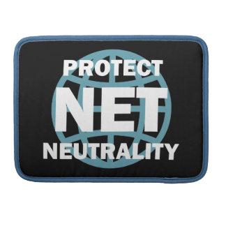 Housse Pour Macbook Protégez la neutralité nette
