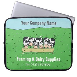 Housse Pour Ordinateur Portable Agriculture et douille d'ordinateur de services de