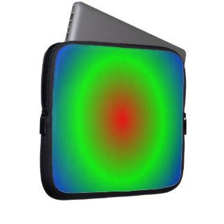 Housse Pour Ordinateur Portable Cercles concentriques #22