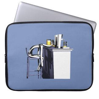 Housse Pour Ordinateur Portable Computer cover Coups de bar 2 man