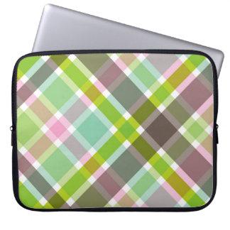 Housse Pour Ordinateur Portable Douille chic d'ordinateur portable de rétro de