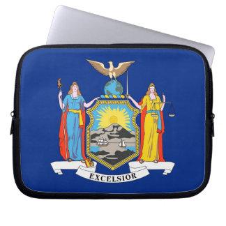 Housse Pour Ordinateur Portable Douille d'ordinateur portable de drapeau de l'état