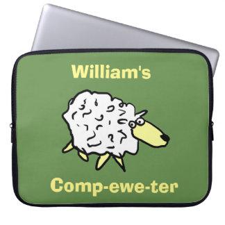 Housse Pour Ordinateur Portable Élém.-brebis-ter de conception de moutons !