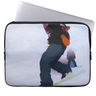 Housse Pour Ordinateur Portable Mouvements de surfeur