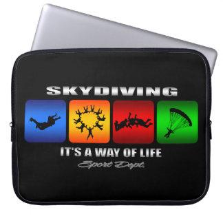 Housse Pour Ordinateur Portable Parachutisme frais c'est un mode de vie