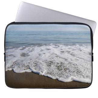 Housse Pour Ordinateur Portable Plage/sable/vagues