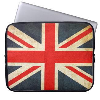 Housse Pour Ordinateur Portable Rétro douille britannique d'ordinateur portable de