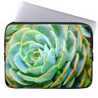 Housse Pour Ordinateur Portable Succulent