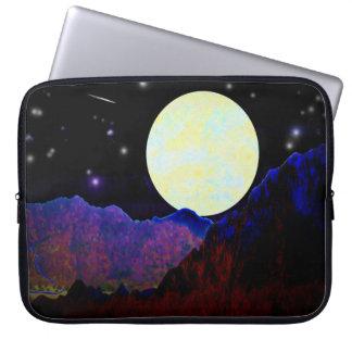 Housse Pour Ordinateur Portable Vallée de la lune