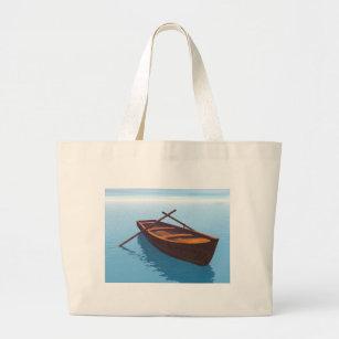 Grote Houten Boot.Houten Boot Tote Bags Zazzle Be