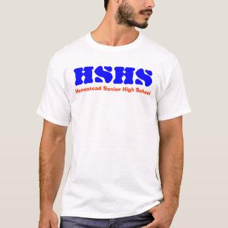 HSHS, école de cycle du secondaire de ferme T-shirt