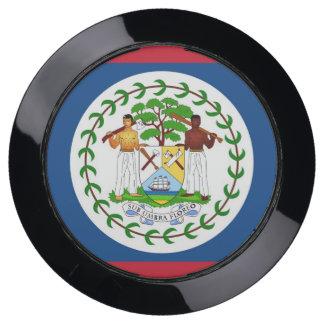 Hub de chargeur avec le drapeau de Belize