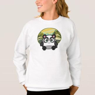 Huez en tant que sweatshirt de Hanes des filles de