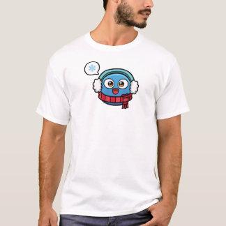 Huez le T-shirt d'hommes d'hiver