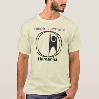 Humaniste universaliste unitarien, T-shirt
