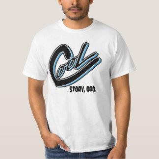 Humoristique drôle de bro frais d'histoire t-shirt