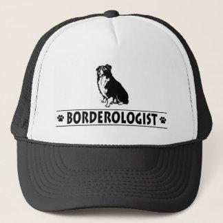 Humoristisch Border collie Trucker Pet