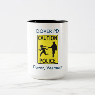 Humour de Douvres : Tasse de café