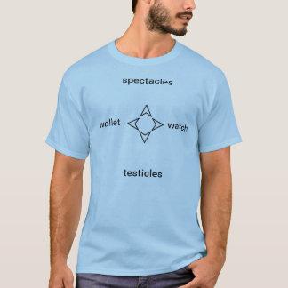 humour religieux obscur t-shirt