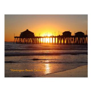 Huntington Beach Ca Carte Postale