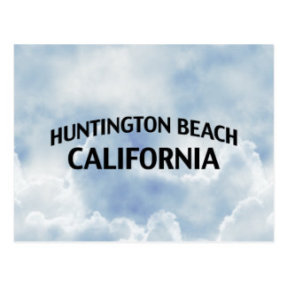 Huntington Beach la Californie Carte Postale