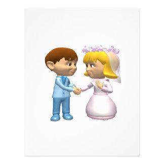 Huwelijk Fullcolor Folder