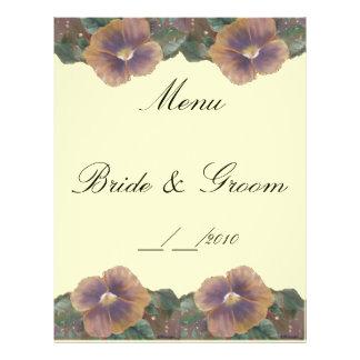huwelijk gepersonaliseerde folder