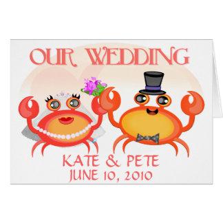 Huwelijk/sparen de Aankondiging van de Datum