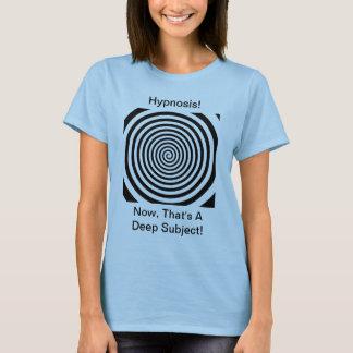 Hypnose - maintenant, c'est un T-shirt soumis